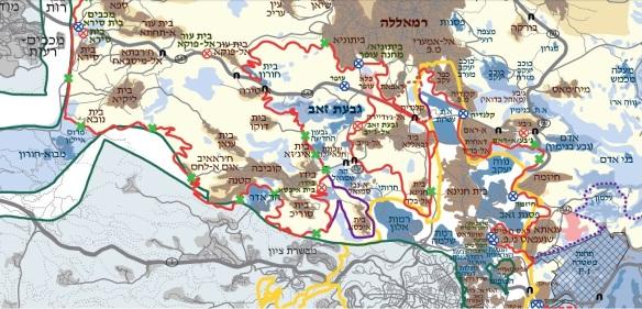 צפון ירושלים