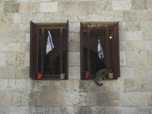 ברובע היהודי בעיר העתיקה